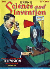 Cover Science And Invention Nov1928